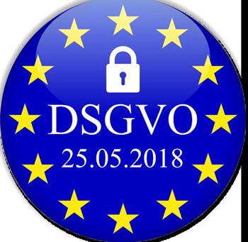 Neue Datenschutzbestimmungen (DSGVO)