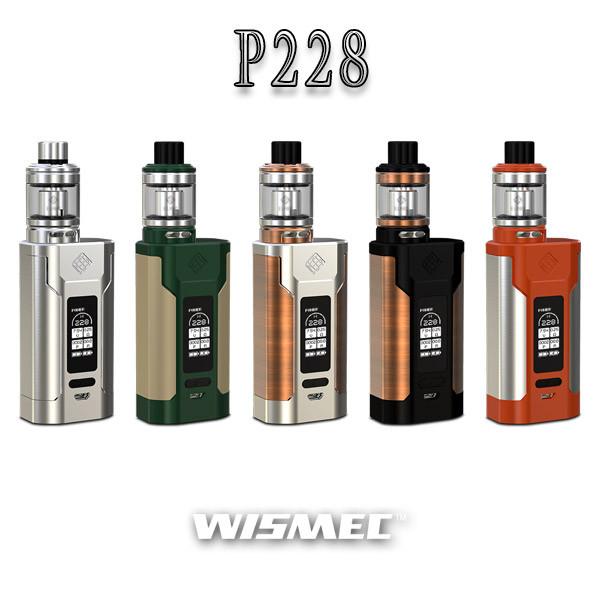 e-Zigarette Wismec Predator 228