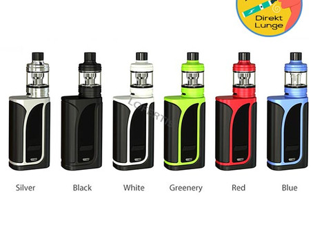 Eleaf iKuu i200 Kit mit Melo 4 Verdampfer