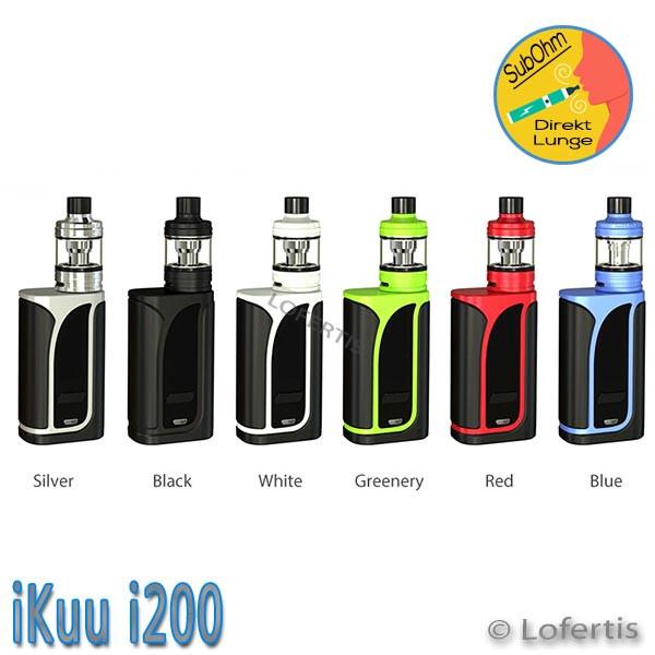 Eleaf iKuu i200 Kit kaufen