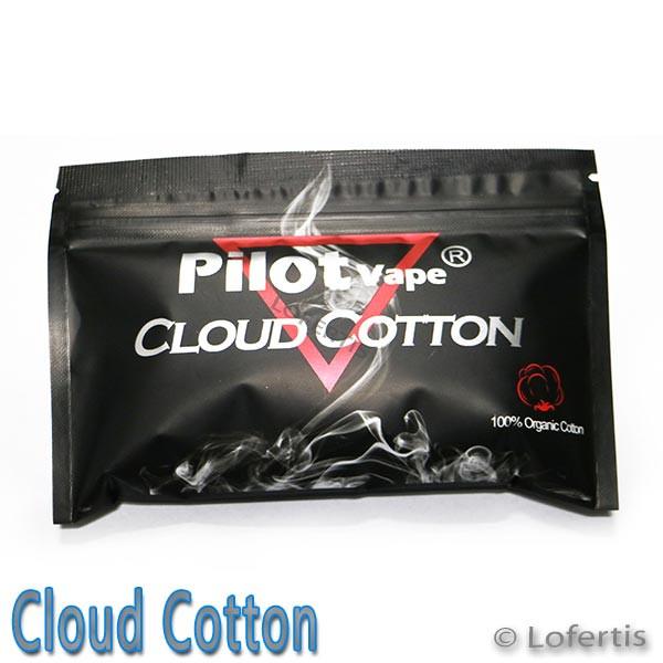 PilotVape Cloud Cotton - Watte für Verdampfer