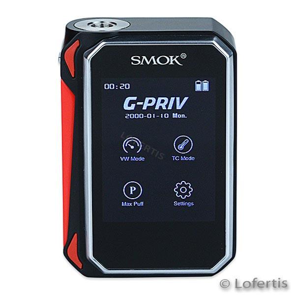 SMOK G-PRIV 220W Box Mod