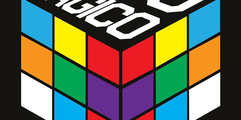 Cubo Mágico - Agosto