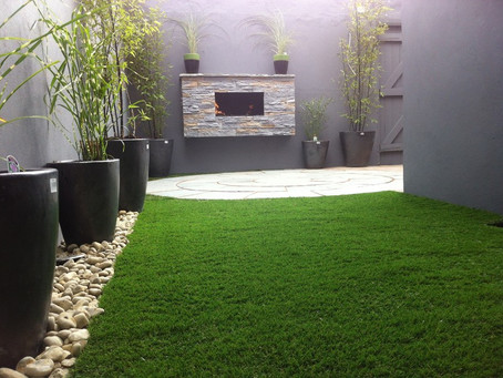 THE CLOSEST THING TO REAL GRASS !