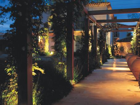 DRAMATIC PERGOLA - Invest in Landscape Lighting!