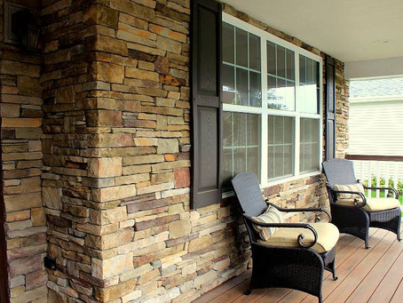 Add Some More Colors & Textures With Cultured Stone !