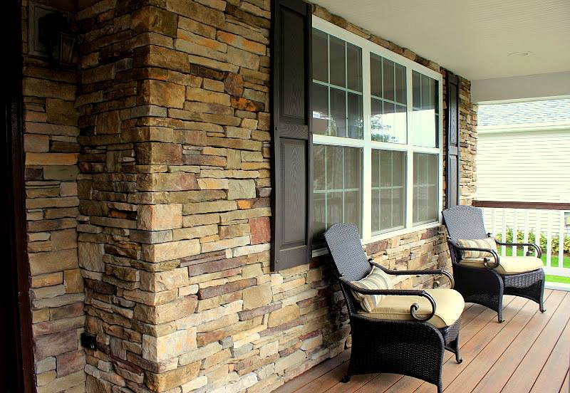 According to a study by an independent research firm, a full Cultured Stone façade increases a home's perceived appraisal value by about 6% and increases perceived value to the purchaser by 10%.