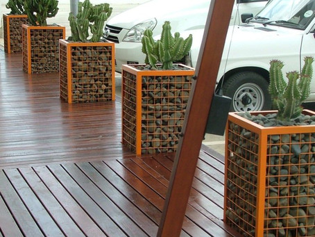 Amazing Gabion Ideas for Your Outdoor Area !