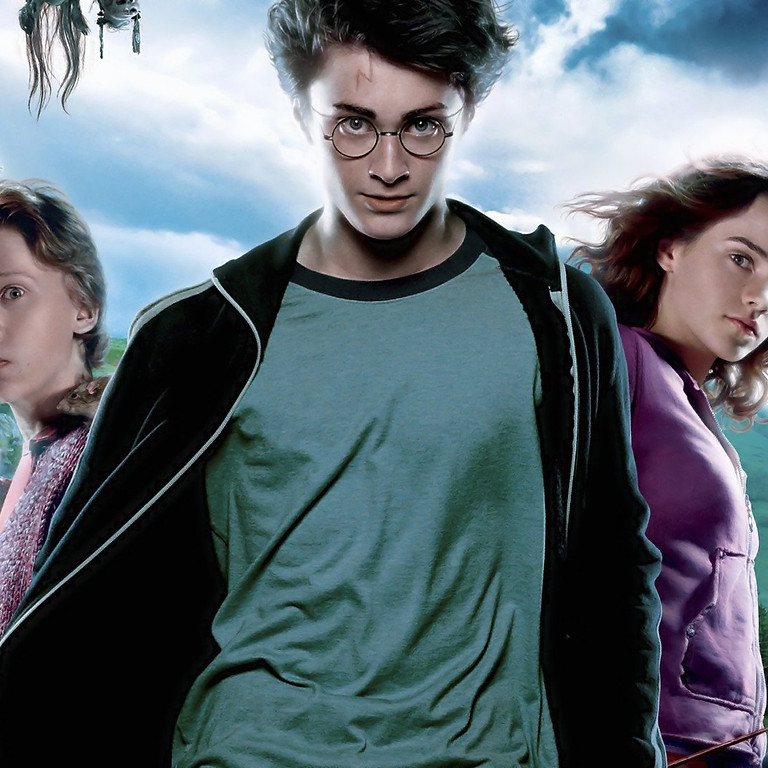 HARRY POTTER & THE PRISONER OF AZKABAN : Iris Drive In Movies