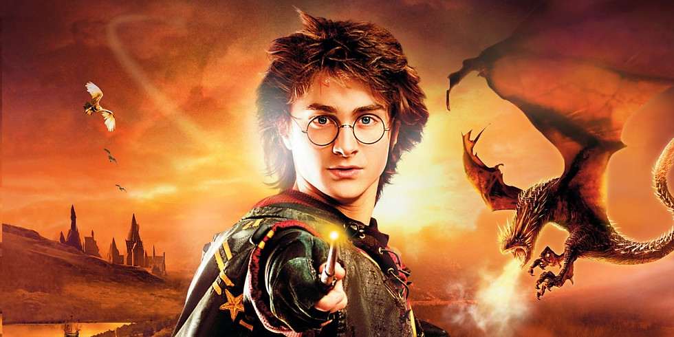 HARRY POTTER & THE GOBLET OF FIRE: Iris Halloween Drive In Movies