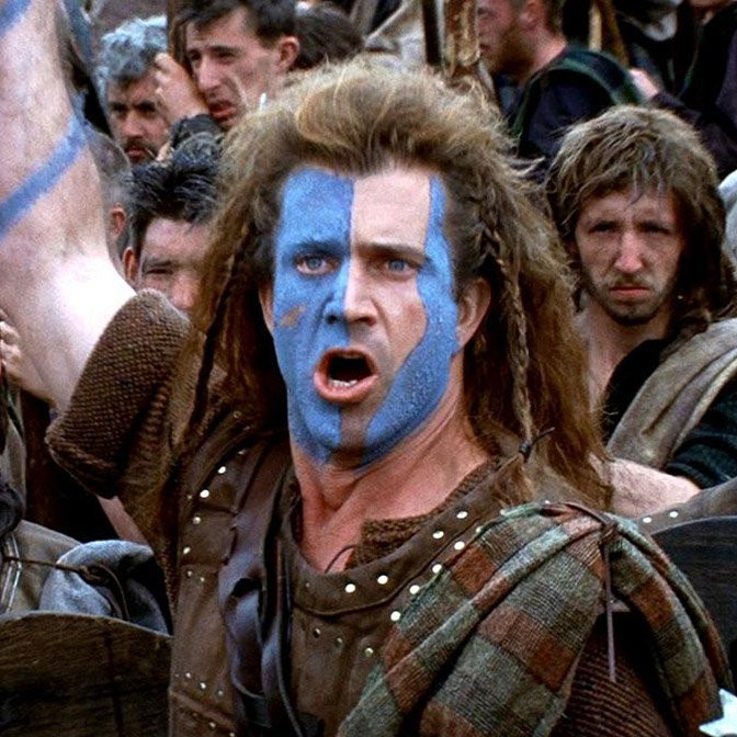 BRAVEHEART: Iris Drive In Movies