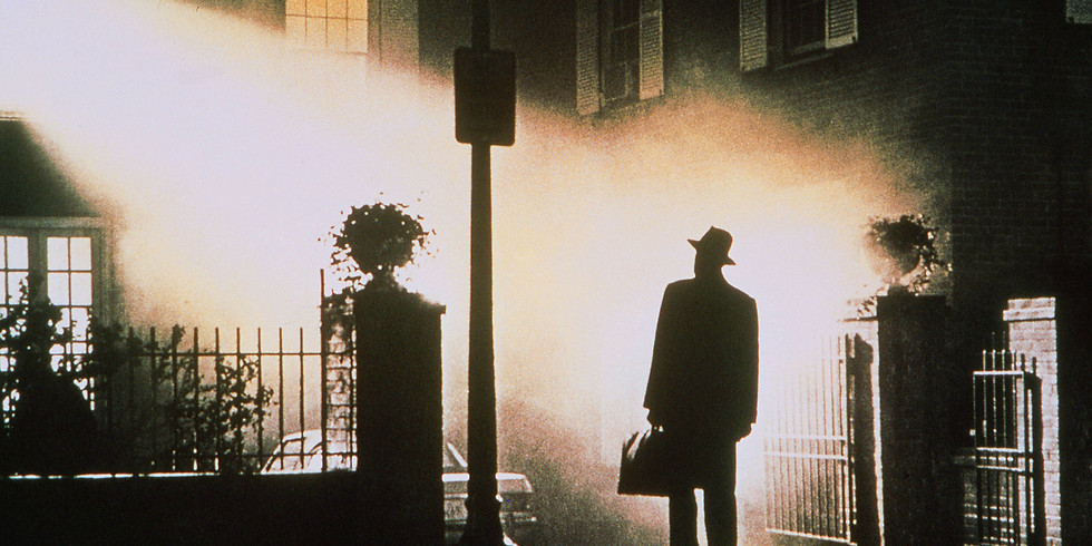 THE EXORCIST: Iris Halloween Drive In Movies