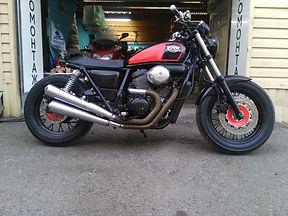 Осмотр мотоцикла перед покупкой
