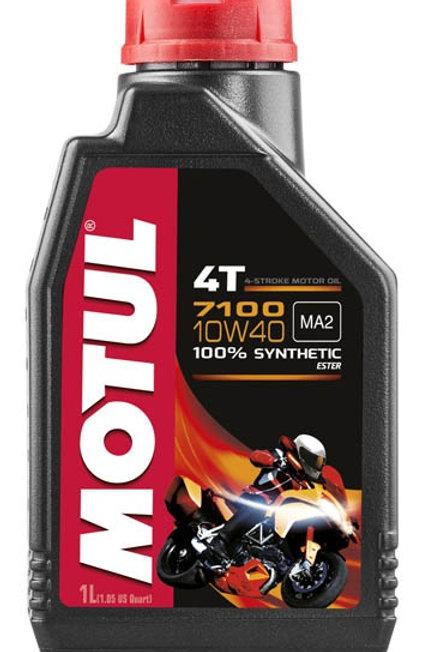 MOTUL 7100 4T SAE 10W40 (1 л.)