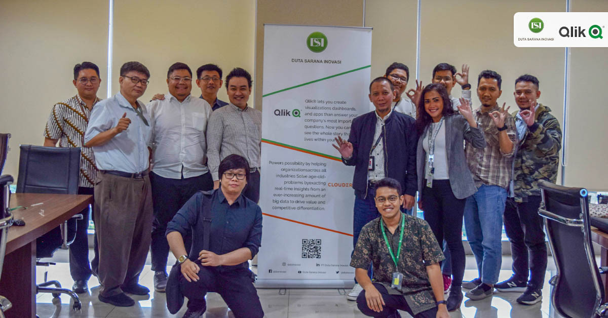 Qlik Knowledge Sharing 20 feb 2020