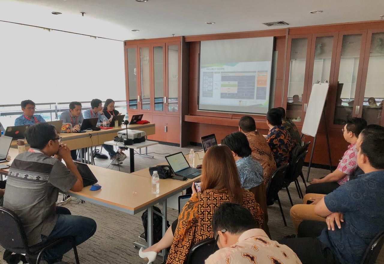 KICK OFF Cloudera - OCBC NISP, November 14th 2019