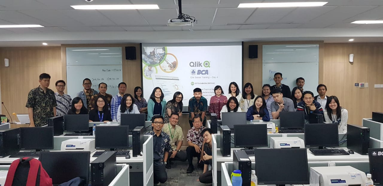 BCA Learning Institute Sentul, 14-17 October 2019