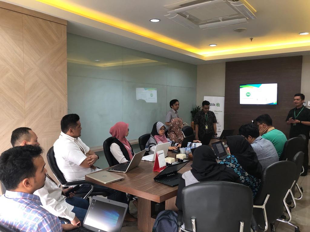 Qlik knowledge sharing 5 September 2019