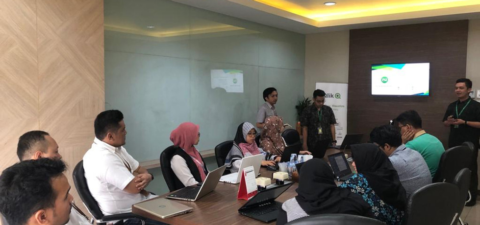 Qlik knowledge sharing 5 September 2019