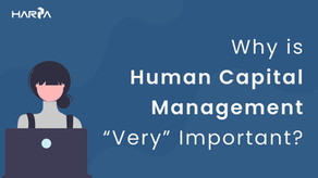 """Why is Human Capital Management """"Very"""" Important?"""