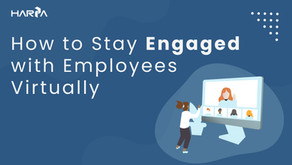 How to Stay Engaged with Employees Virtually