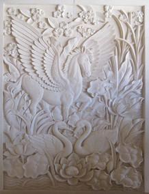 Relief Hose & Swans