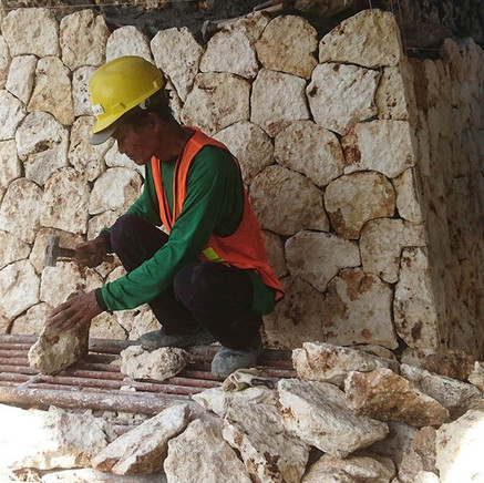 CORAL STONE WALL CLADDING