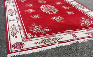 ORIENTAL AND RUG CLEANING