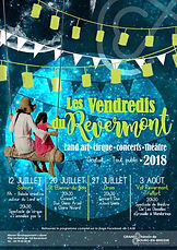 Vendredis du Revermont 2018