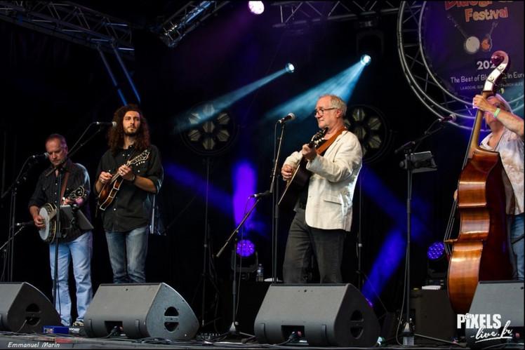 Moonshine - La Roche Bluegrass Festival 2021