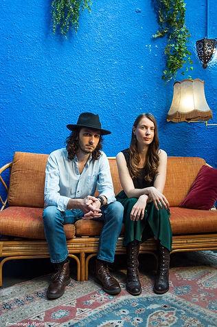 Glenn Arzel & Claire Nivard