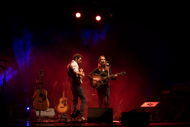 Glenn Arzel & Claire Nivard - Musicales de Bastia