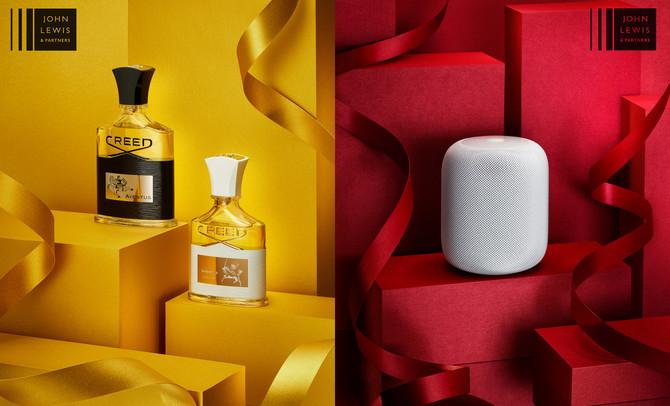 John Lewis Christmas Gifting