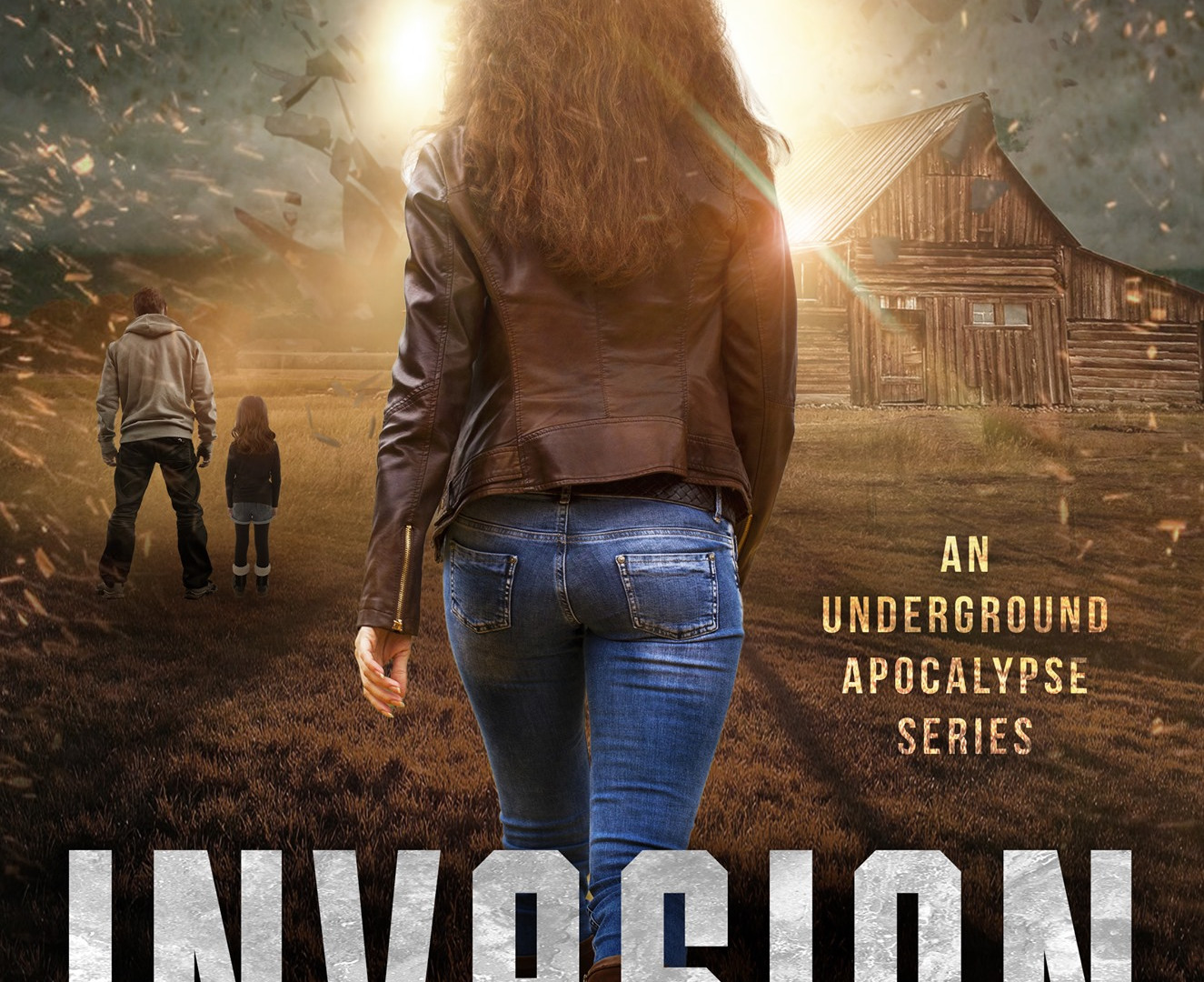 Invasion (Dead Trees #1)
