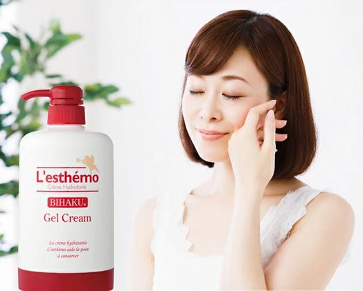 Whitening gel cream 500g [Silk sister's favorite]