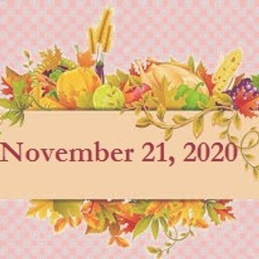 """West Valley Comm'UNITY"""" Sharing Thanksgiving 2020"""