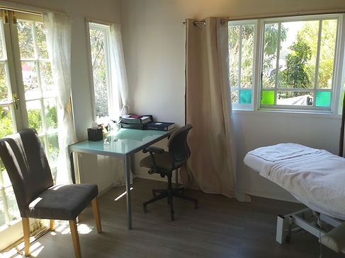 Clinic room Bowral Acupuncture 18 Lyell