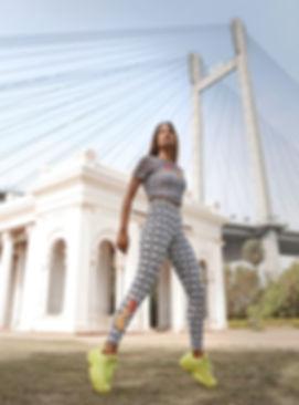 My City - Campaign for Fila India