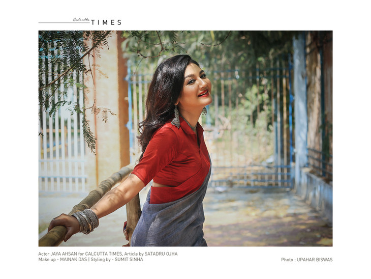 Joya Ahsan for Calcutta Times
