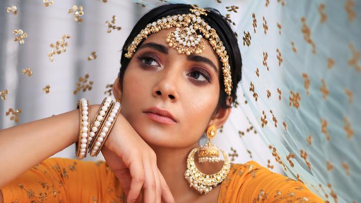 Shoot for designer : Kushal Sen