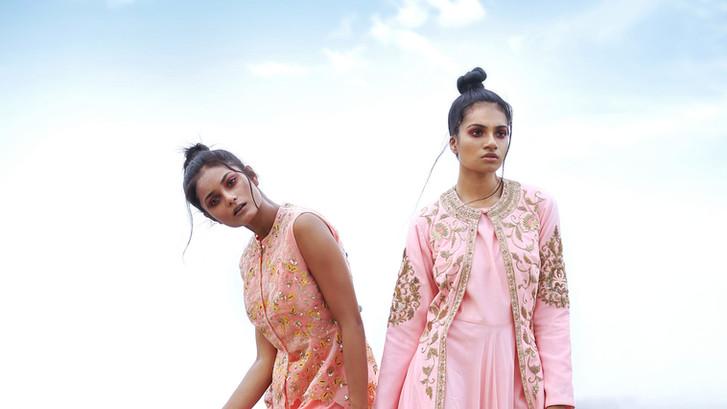 Aarbee : Lakme Fashion Week ' 17