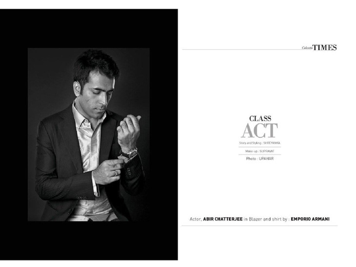 Abir Chatterjee for Calcutta Times