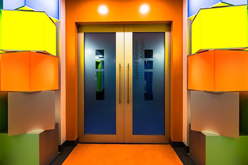 Les murs architecturaux Starwall peuvent être de toutes les couleurs.