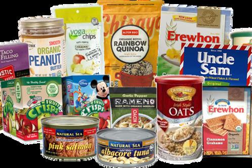 (48) Non-Perishable Foods Recipes