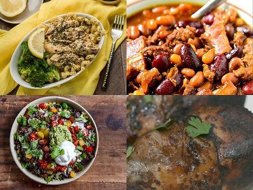 (18) Slow Cooker Dinner Recipes