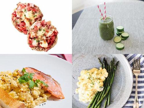 (22) High Protein Breakfast Recipes