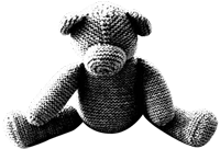 Teddy macio