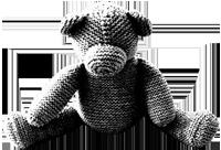 childs teddy bear