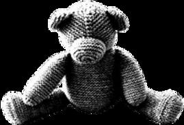 Teddy bear Courtney Williamson Milford