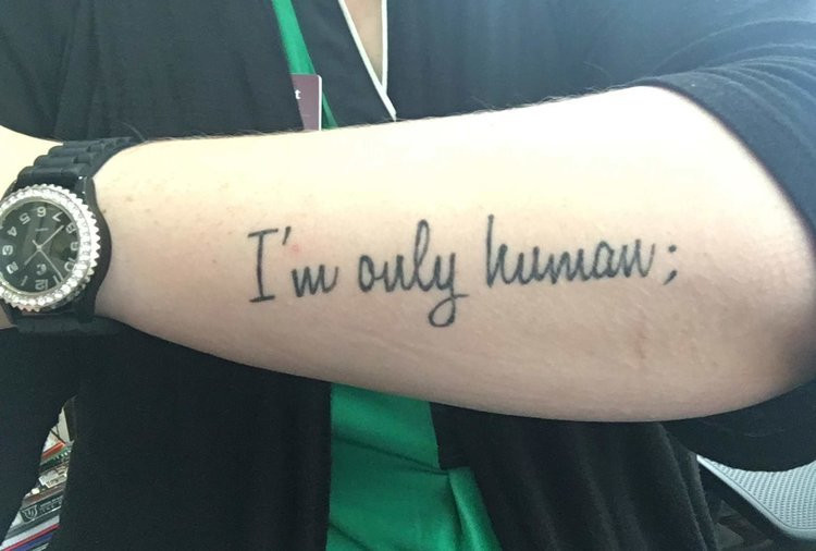 i'm+only+human